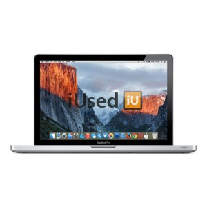 Refurbished Apple MacBook Pro 15,4 inch high res.