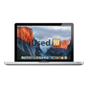 Refurbished Apple MacBook Pro 15,4 inch met ontspiegeld glas